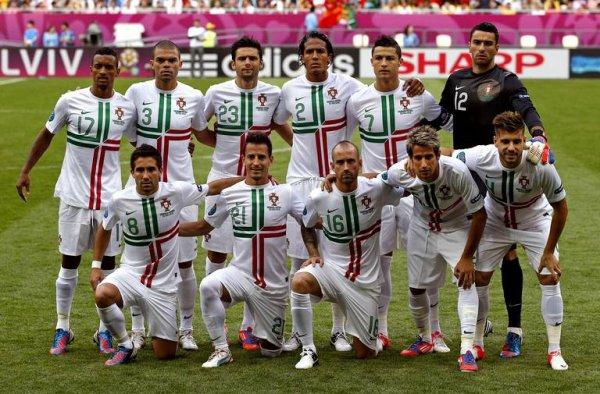 L'équipe du Portugual. ♥