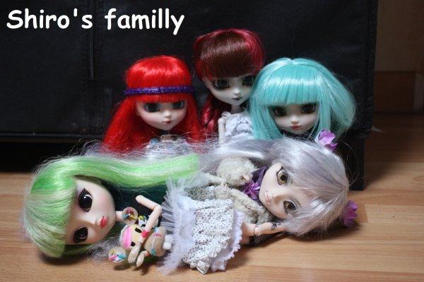 Parlons de mes dolls