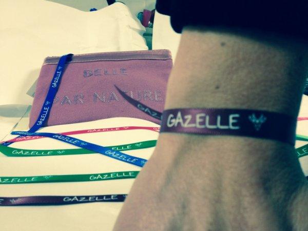 Les bracelets officiels des Gas Ailes Niçoises