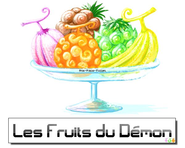 ♣Les fruits du demon ♣