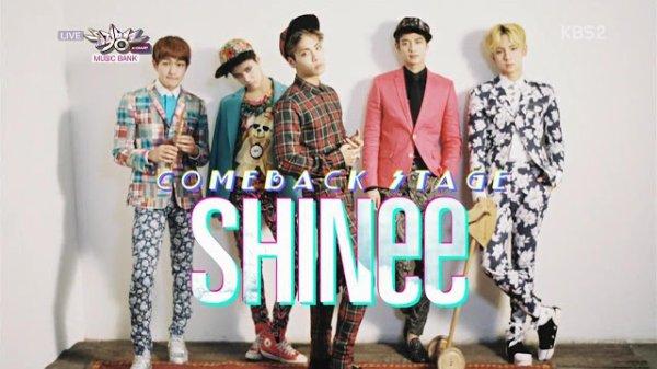 Tu veux jouer un membre des SHINee ? **