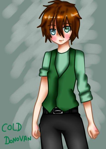 || FICHE OC :  Cold Donovan ||