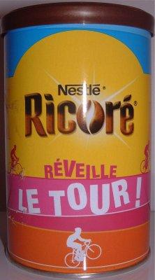 2008: RICORÉ, réveille le Tour