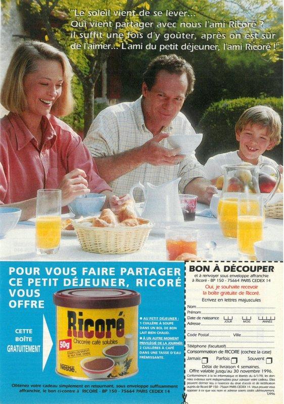 14/11/2016: Nouvelles pages publicitaire