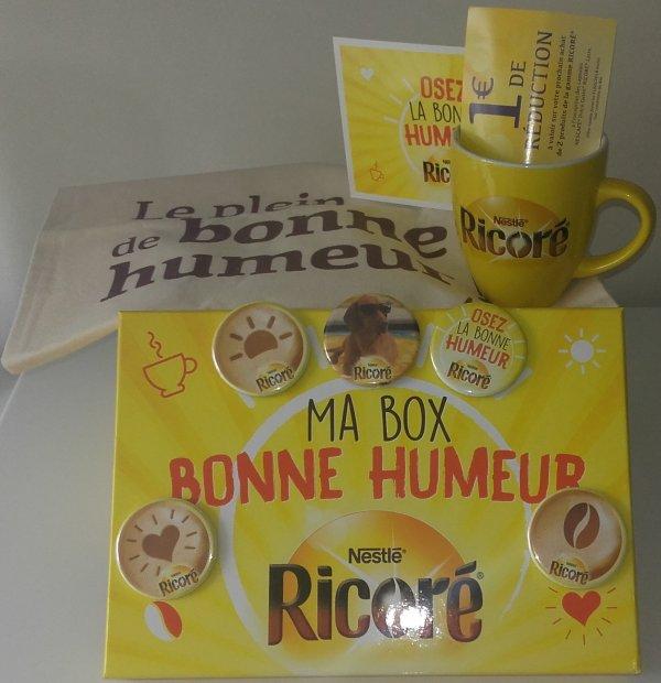 07/04/2017: Ma Box Bonne Humeur