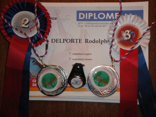 Récompenses Tours 2010