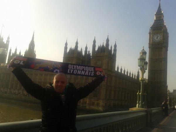 A Big Ben à Londres !!
