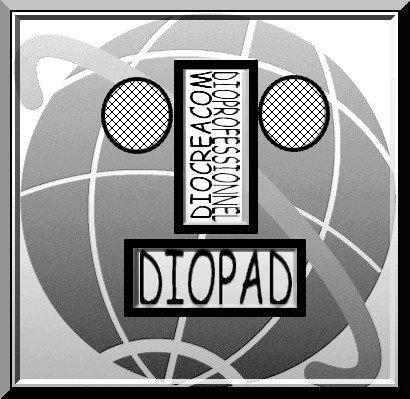DIOCREACOM + DIOPROFESSIONNEL = DIOPAD
