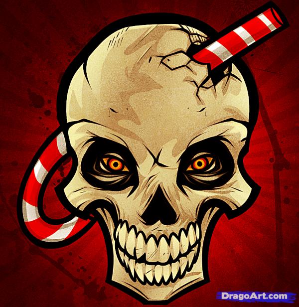 Passer un joyeux noel de la part de Skullblood68