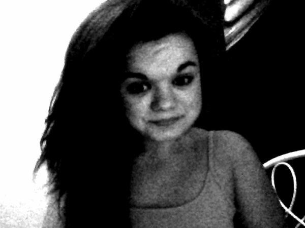Une petite photo de moi au passage :) <3