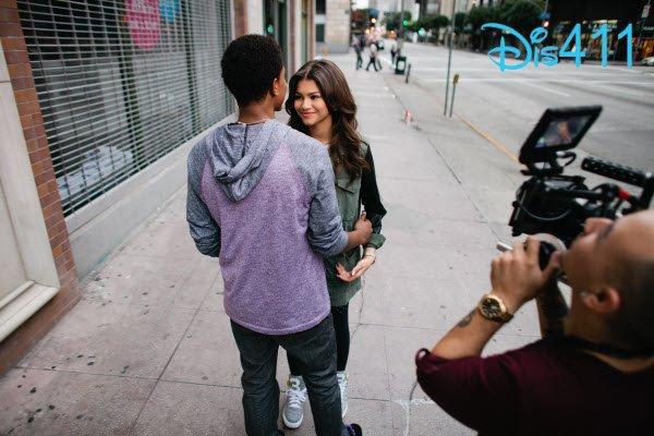 Zendaya & Trevor Jackson♥