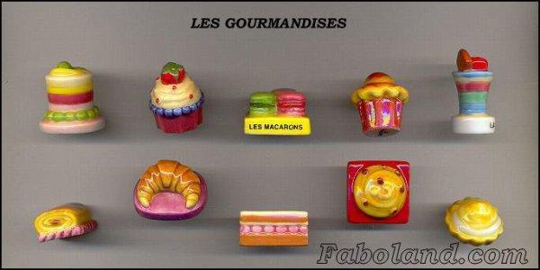 """Recherche la collection """"Les Gourmandises"""""""