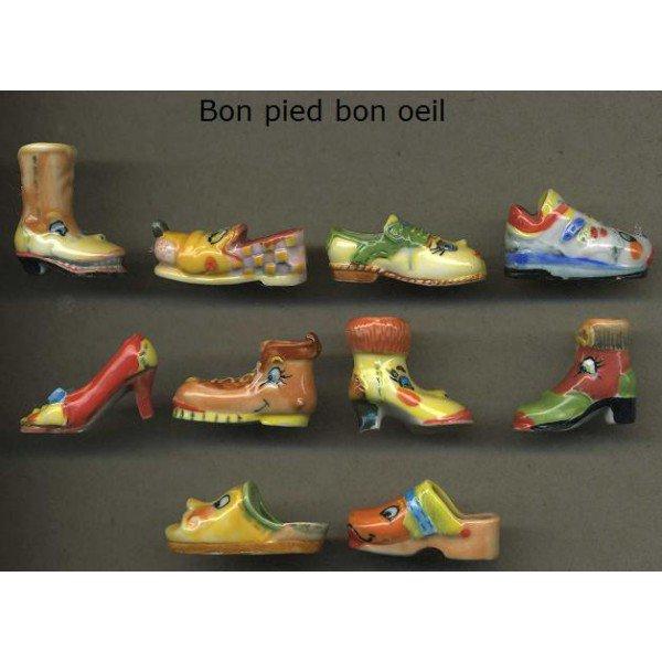 "Recherche la collection ""Bon Pied Bon Oeil"""