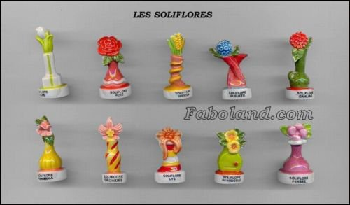 "Collection Perso ""Les Soliflores"""