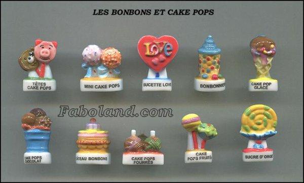 """Recherche toute la collection """"Les Bonbons et Cake Pops"""""""