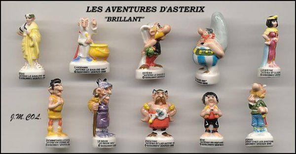 """Recherche toute la collection """"Les Aventures d'Astérix"""""""