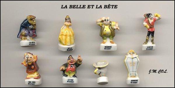 """Recherche la collection """"La Belle et La Bête"""" (2)"""