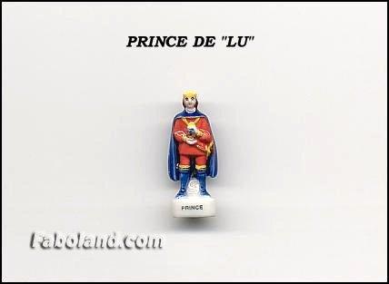 """Fève Perso """"Prince de Lu"""""""