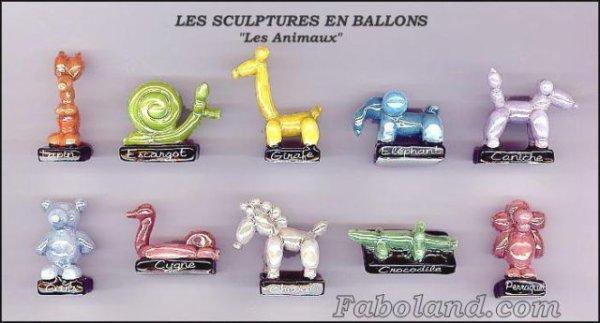 """Collection Perso """"Sculptures Ballon"""""""