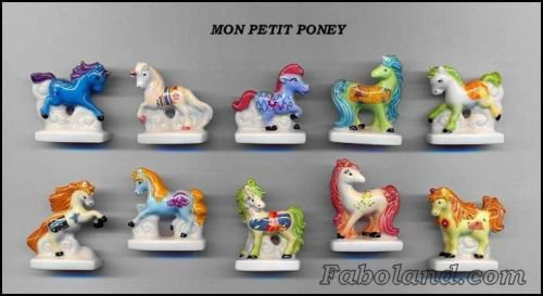 "Collection Perso ""Mon Petit Poney"""