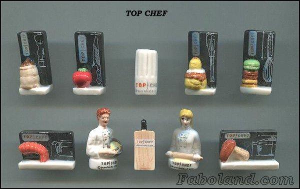 """Recherche toute la collection """"Top Chef"""""""