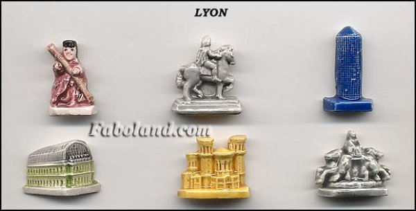 """Recherche la collection """"Lyon"""""""