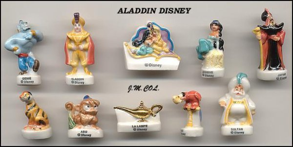 "Collection Perso ""Aladdin"""
