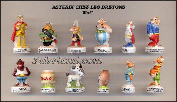 """Collection Perso """"Astérix"""" et 1 série à échanger"""