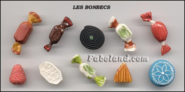 "Collection Perso ""Les Bonbons"""