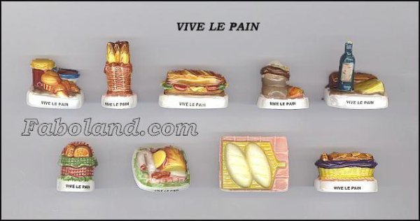 "Collection Perso ""Vive Le Pain"""