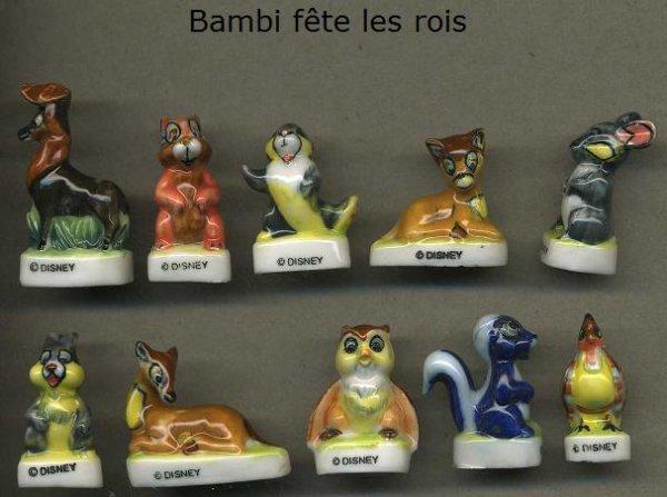 """Collection Perso """"Bambi"""""""
