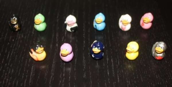 "Collection Perso ""Les Canards"""