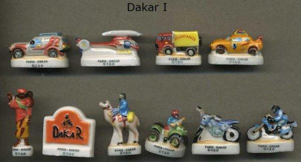 """Collection Perso """"Le Dakar"""""""