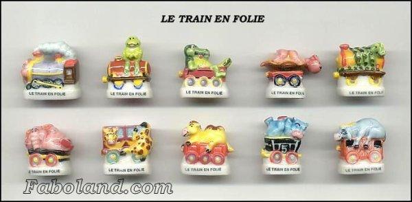 """Collection Perso """"Le Train en Folie"""""""