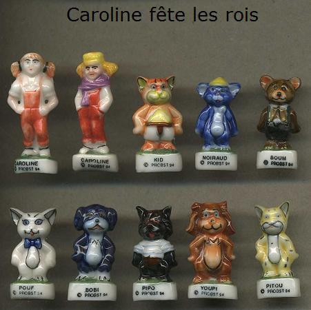 """Recherche N°3 """"Caroline fête les Rois"""""""