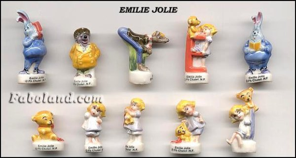 "Collection Perso ""Emilie Jolie"""