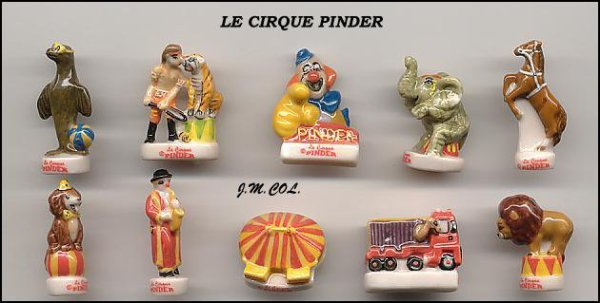"Collection Perso ""Le Cirque Pinder"""