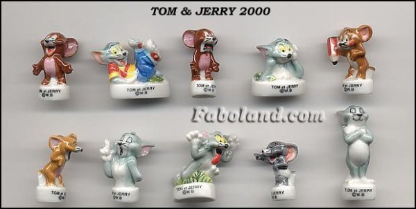 "Collection Perso ""Tom et Jerry"""