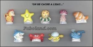 """Collection Perso """"On se Cache à l'Eau"""""""