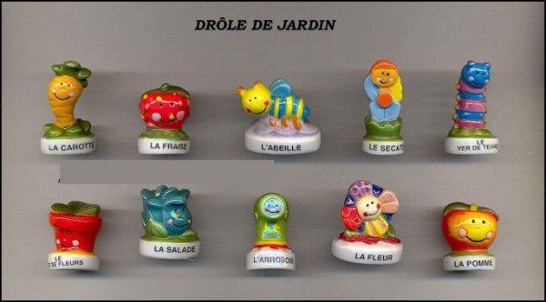 "Collection Perso ""Drôle de Jardin"""