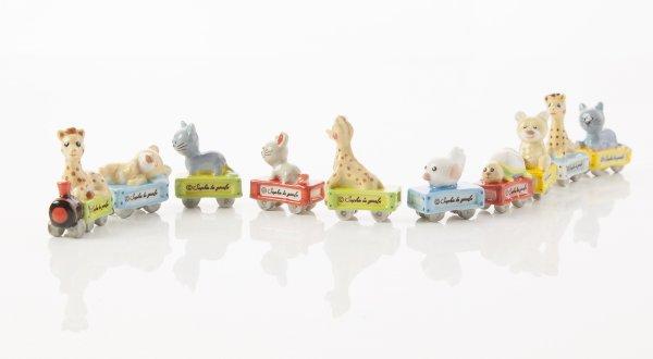 """Recherche toute la collection """"Le Petit Train de Sophie la Girafe"""""""