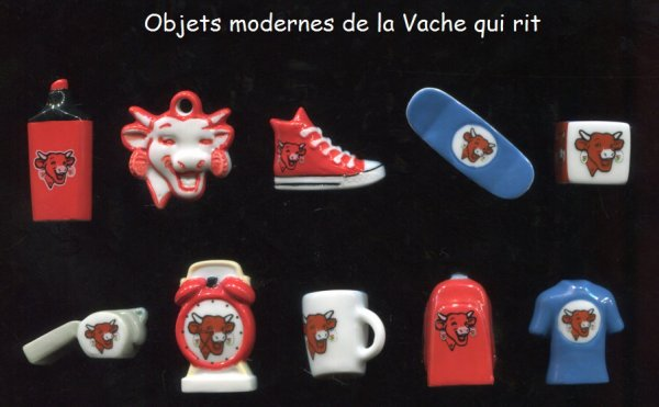 "Collection Perso ""La Vache qui Rit"""