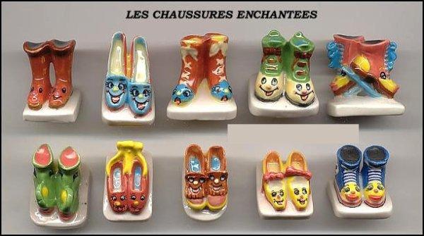 "Collection Perso ""Les Chaussures Enchantées"""
