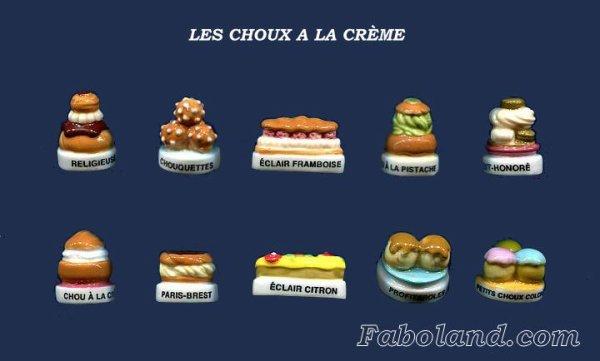 """Recherche la collection """"Choux A La Crème"""""""