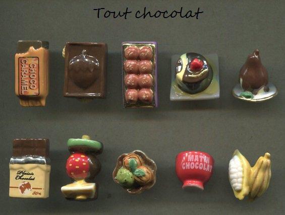 """Recherche la collection """"Tout Chocolat"""""""