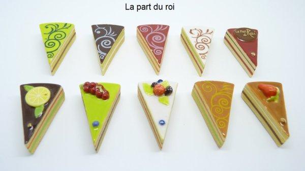 """Recherche la collection """"La Part du Roi"""""""