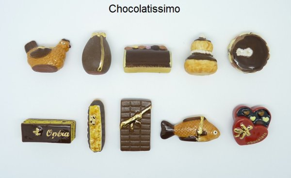 "Recherche la collection ""Chocolatissimo"""
