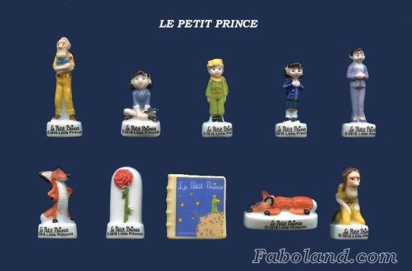 """Recherche la collection """"Le Petit Prince"""""""