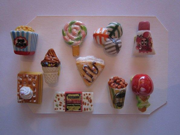 """Recherche la collection """"Bonbons et Sucreries"""""""