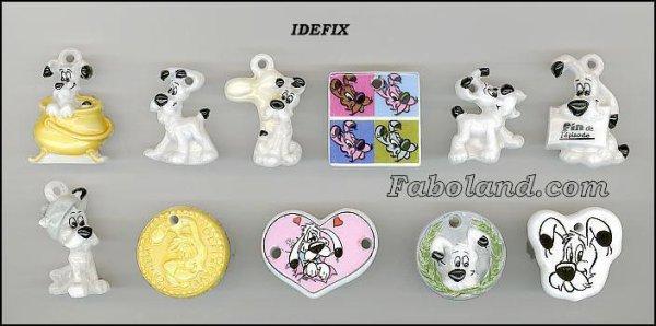 """Recherche la collection """"Idéfix"""""""